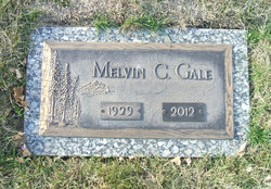 Melvin C Gale