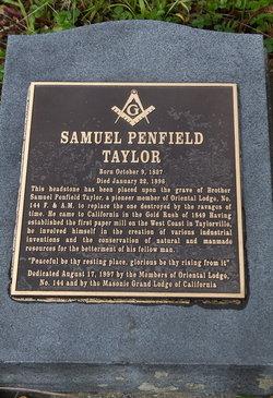 Samuel Penfield Taylor