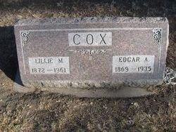 Edgar A. Cox