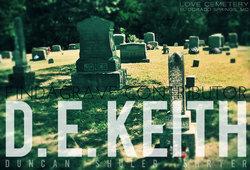 D.E. Keith