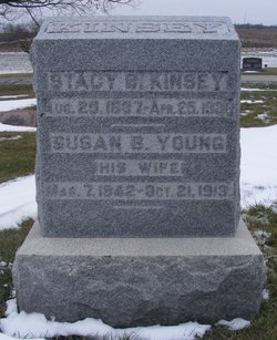 Susan B <I>Young</I> Kinsey