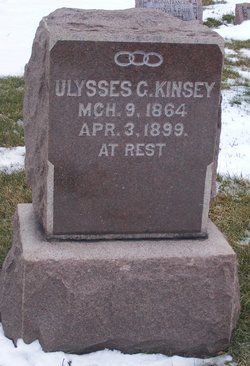 Ulysses G Kinsey