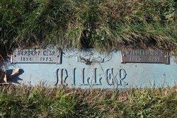 Wilhelmina H Miller