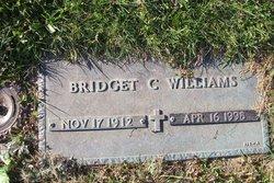 Bridget C Williams