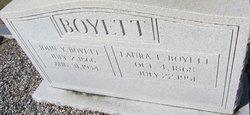 John Y Boyett