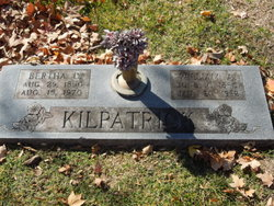 Bertha <I>Dresback</I> Kilpatrick