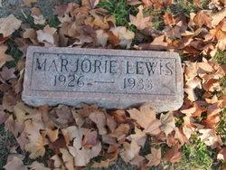 Marjorie Adean Lewis