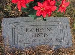 Katherine <I>Kidd</I> Austin