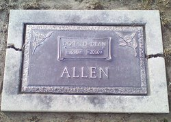 Donald Dean Allen