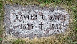 Xavier U Baier