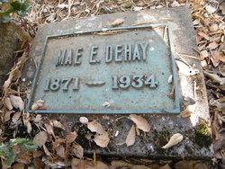 Mae Louise <I>Lile</I> DeHay