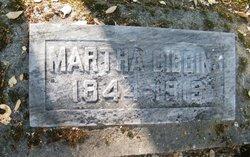 Martha Ann <I>DeWeese</I> Gibbins