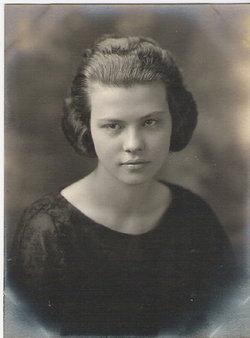 Gertrude E. <I>Molln</I> Denton