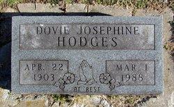 Dovie Josephine <I>Barnard</I> Hodges