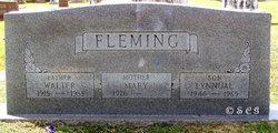 Mary <I>O'brien</I> Fleming