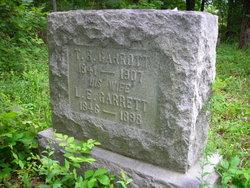 Lydia E. <I>Garrett</I> Garrott