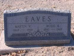 """Rosa Ella """"Rosie"""" <I>Turner</I> Eaves"""