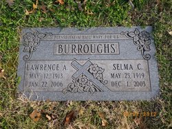 Lawrence A Burroughs