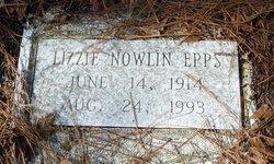 Lizzie <I>Nowlin</I> Epps