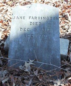 Jane Farrington
