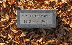 B W Ellensworth