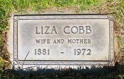 Liza Ann <I>Little</I> Cobb
