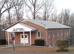 Mount Evergreen Baptist Church Cemetery