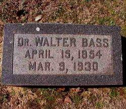 Doctor Walter Bass