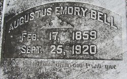 Augustus Emory Bell