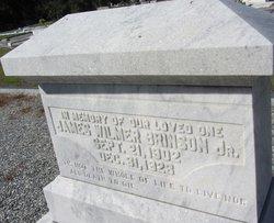 James Wilmer Brinson, Jr