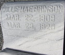 Willie Mae Brinson