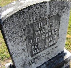 M E Evans