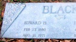 Edward Harmon Black