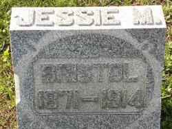 Jessie May <I>Hills</I> Bristol