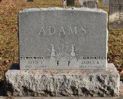 Jairus Bullard Adams