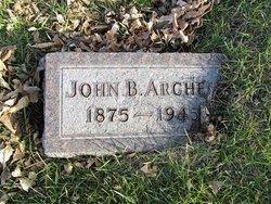John B Archer