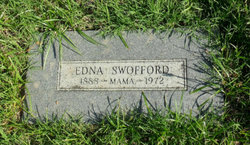 Edna <I>Richards</I> Swofford