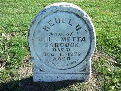 Reuel Ula Babcock