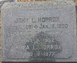 Edna L Horrox