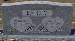 Opal <I>Calloway</I> Bailey