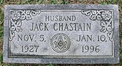 Jack Chastain