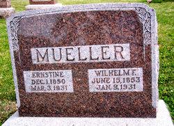 Ernestine <I>Popenfuss</I> Mueller