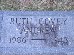 Ruth <I>Covey</I> Andrew