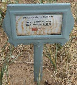 Dolores Julia <I>Crespin</I> Casaus