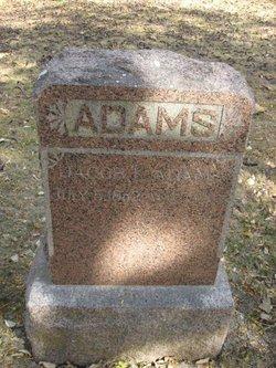 Cora F. Adams