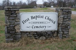 First Baptist Church of Hopewell Cemetery
