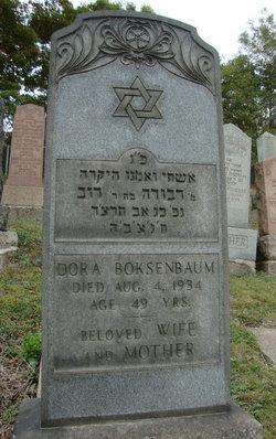 Dora Boksenbaum