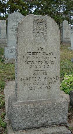 Rebecca Brand