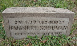 Emanuel Goodman