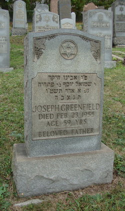 Joseph Greenfield